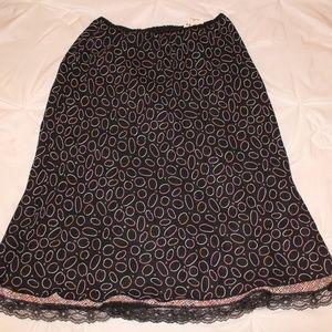 NWT Worthington Ladies Reversible Skirt Sz 8P